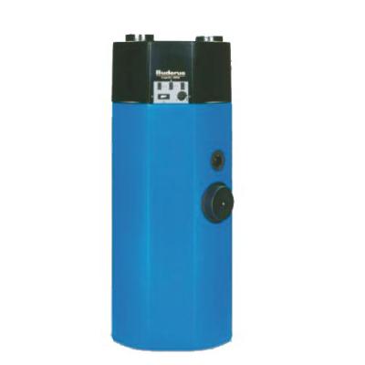 Logafix WPT300M pompa ciepła Buderus cena katalogowa 9499 zł netto, nasza cena 6174 zł netto